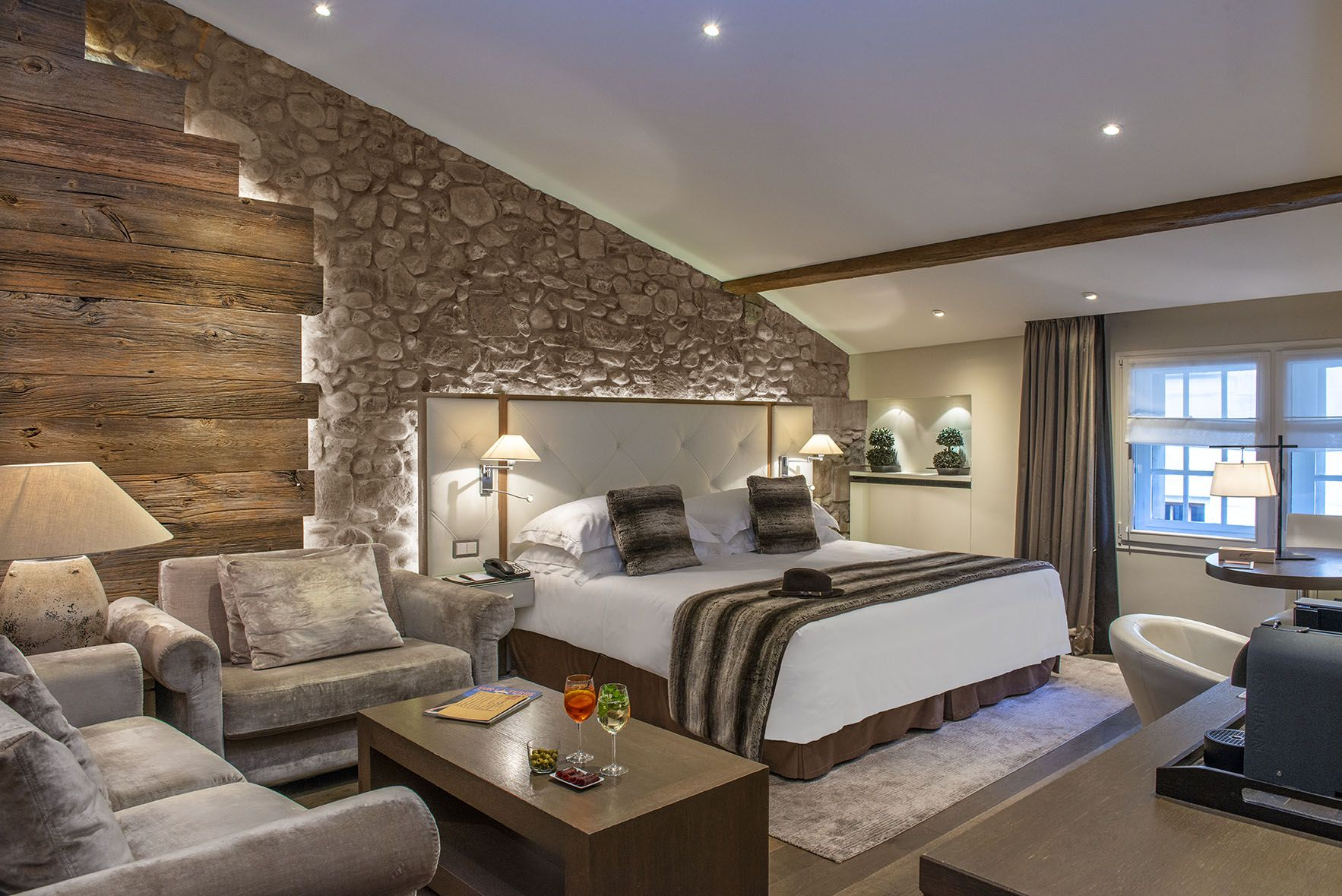 Chambres d\'hôtel suites haut de gamme – Hôtel charme Genève