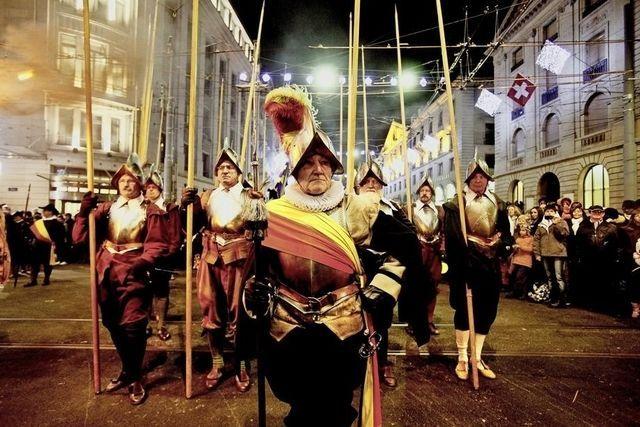 Du 7 au 9 décembre 2018 : Fête de l'Escalade – Retour au XVIIème siècle