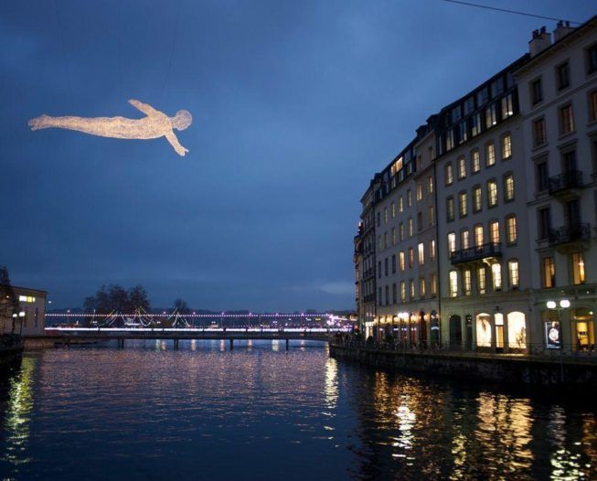 Du 29 novembre 2018 au 13 janvier 2019 : Geneva Lux Festival