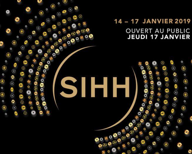 Salon International de la Haute Horlogerie SIHH : Journée ouverte au public ce 17 janvier
