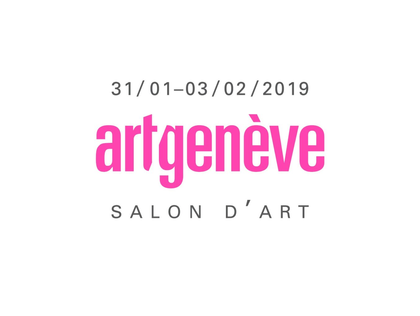 Artgenève: the International Fair of Arts