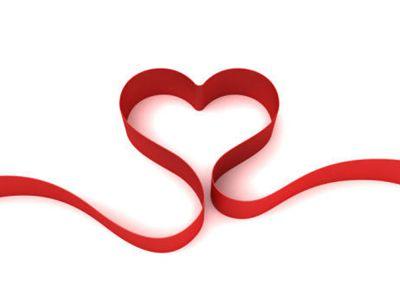 Deux cœurs battants dans un écrin