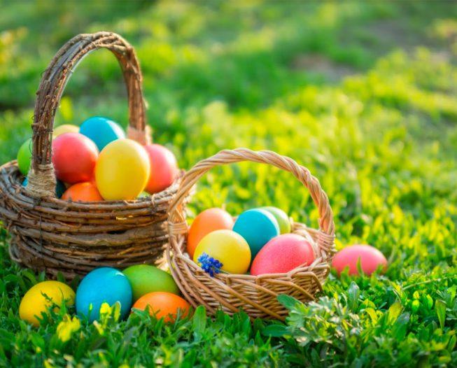 Easter Weekend in Geneva