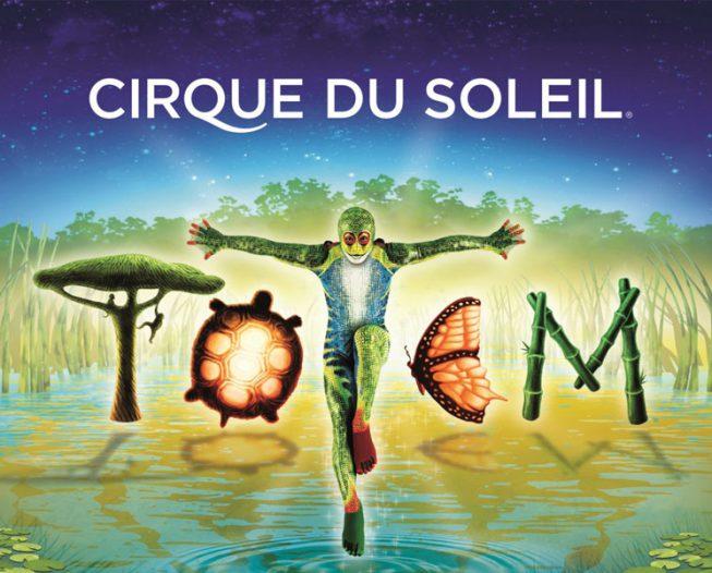 Le Cirque du Soleil - Totem à Plainpalais