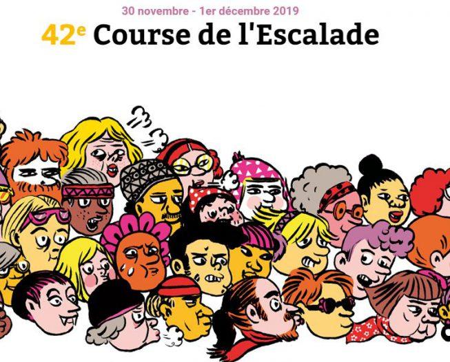 42ème Course de l'Escalade