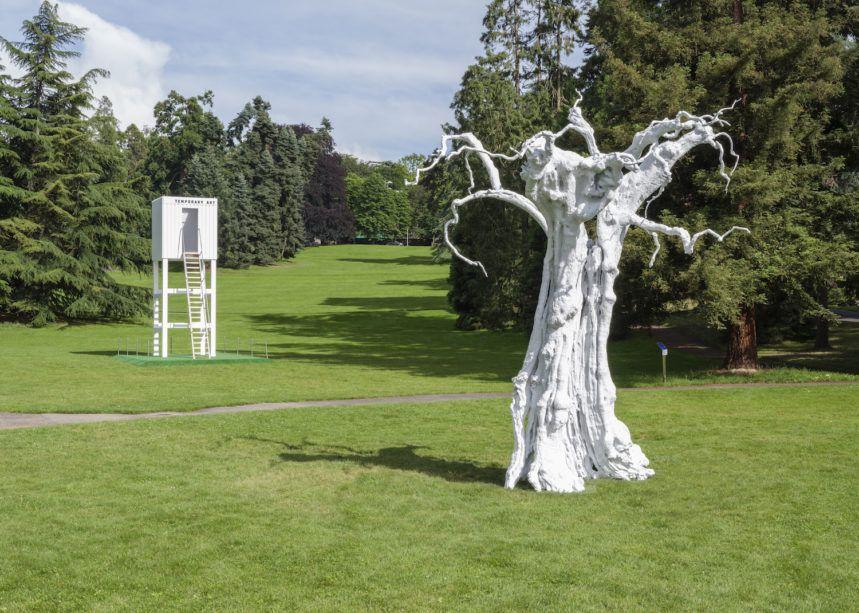 Biennale de Genève - Sculpture garden