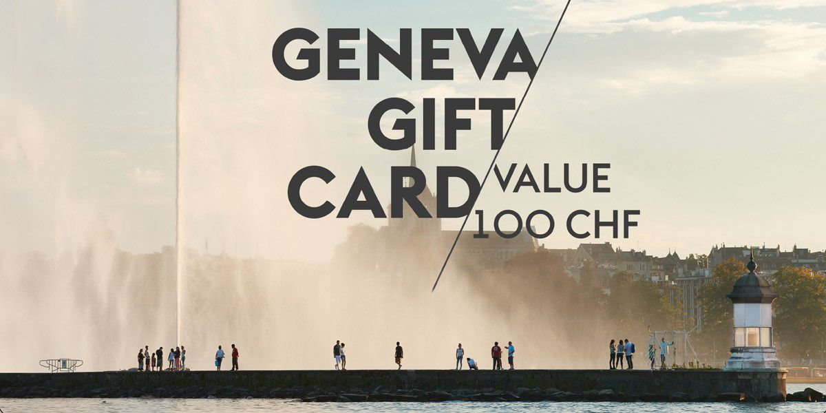 Book 2 nights and receive a CHF 100.- gift card