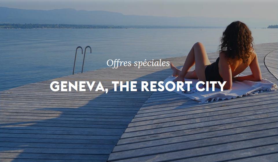 Geneva, the resort city